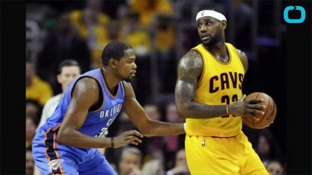 Where Will NBA Superstar Kevin Durant End Up