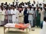 Qandeel Baloch Funeral prayer offered in Dera Ghazi Khan -- Qandeel Baloch Funeral(Video)!