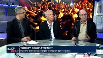 Turkey coup attempt: how the failed coup changes the region's geo-politics