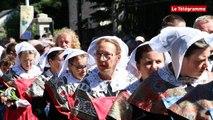 Paimpol. La procession des Islandais prend un bain de foule