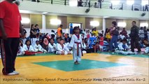 Mulan Dania - Kejohanan Jemputan Speed Power Taekwondo Kota Damansara Kali Ke-2