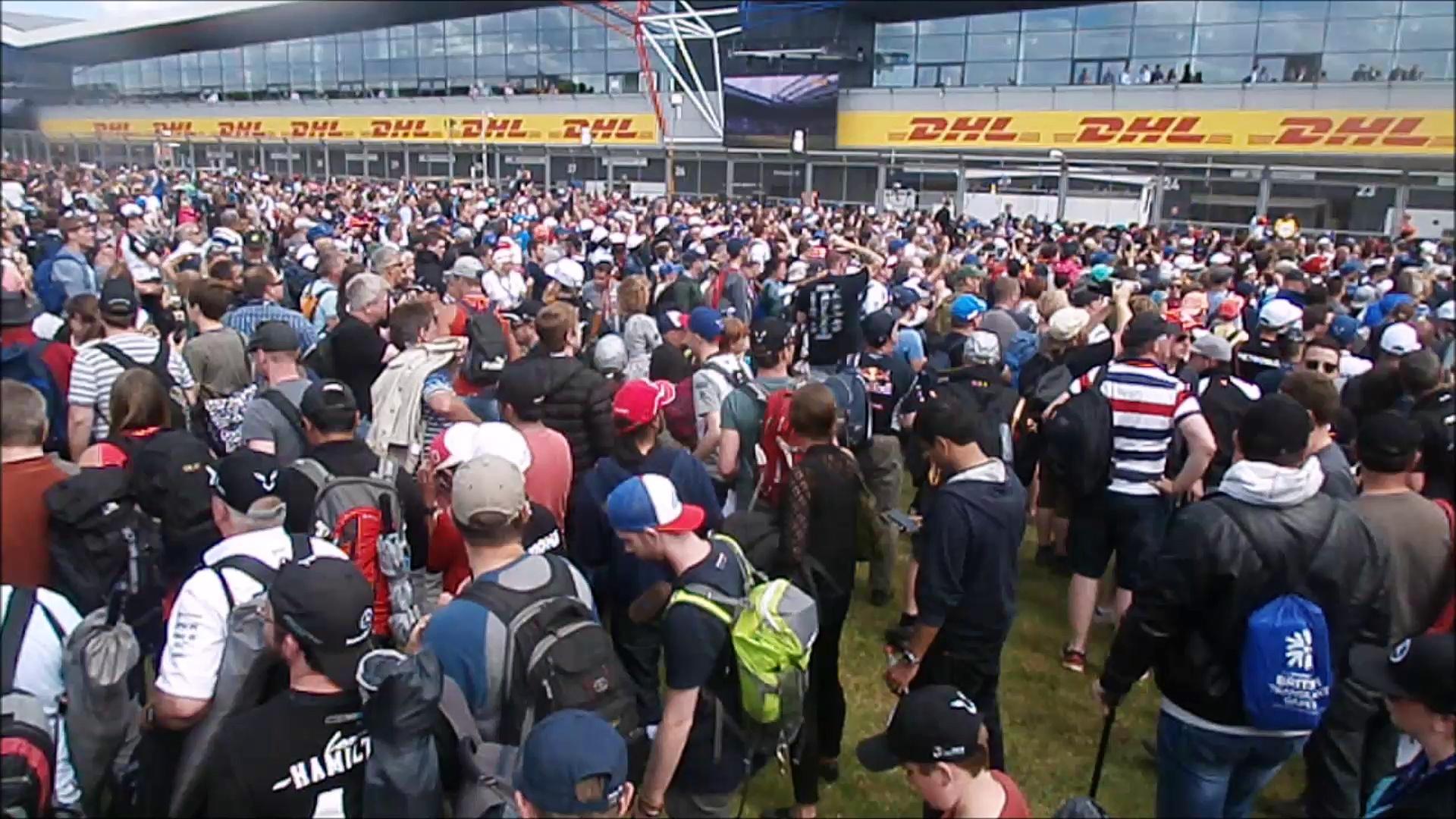 British Grand Prix 2016