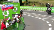 88 KM à parcourir / to go - Étape 15 / Stage 15 (Bourg-en-Bresse / Culoz) - Tour de France 2016