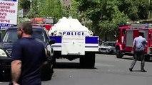 Arménie: prise d'otage par un groupe armé