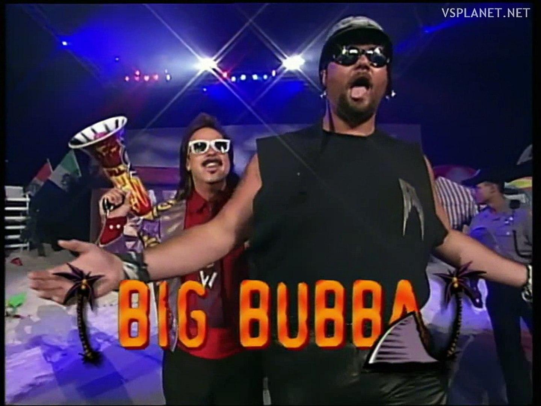 John Tenta vs Big Bubba Rogers, WCW Bash at the Beach 1996