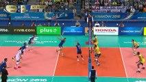 Volley - Ligue mondiale : la France battue par le Brésil en demi-finales
