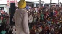 MP Bhagwant Mann lead Aam Aadmi Party's Rally in Bareta (Punjab)