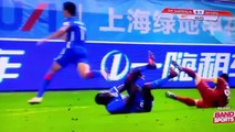 Effrayante blessure pour Demba Ba en Chine!