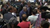 Başbakan Yıldırım, Türksat AŞ Tesisler İşletme Direktörü Ahmet Özsoy'un Cenazesine Katıldı