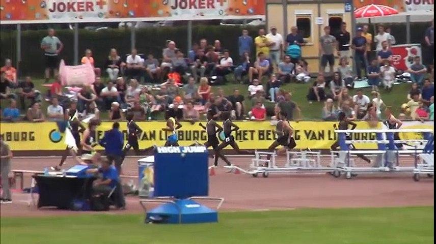 Nuit de l'athlétisme:Ayanleh Souleiman a remporté le 1500 m
