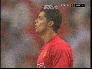 C. Ronaldo against URD