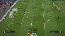 Tiki Taka goals beautiful madness in football FIFA 2016 Online - Part 1