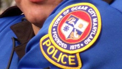 Ocean City Police Ride Along 07/20/15~WMDT- 47ABC