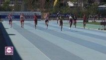Finale 200 m Espoirs Femmes