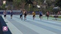 Finale 200 m Espoirs Hommes