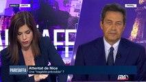 """""""On ne peut empêcher ces attentats alors que les terroristes sont tous fichés"""", Georges Fenech"""