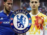 [ Video ] Real Madrid Plot Chelsea Transfer Swap Deal Of Eden Hazard For Alvaro Morata