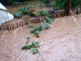 meerbeek overstroming 23-08-2011 deel 2