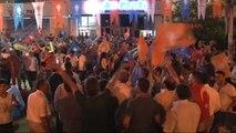 Diyarbakır Darbe Şehitleri İçin Diyarbakır?da Gıyabi Cenaze Namazı Kılındı