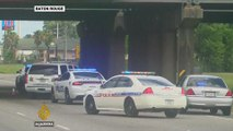 Three police officers killed in Louisiana's Baton Rouge