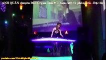Girl xinh Nhạc Sống DJ 2016 Hay Nhất Vol.1 - LK Nhạc Vàng Remix - MC Anh Quân