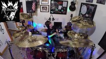 Pink Floyd - Another Brick In The Wall Drum Cover by 10 Years Old Child