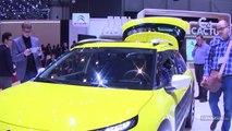 Salon de Genève 2014 - Citroën C4 Cactus, à partir de 14 000 €