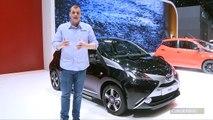 Salon de Genève 2014 -Toyota Aygo : girly !