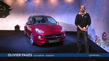 Salon de Genève 2014 - Opel Adam S