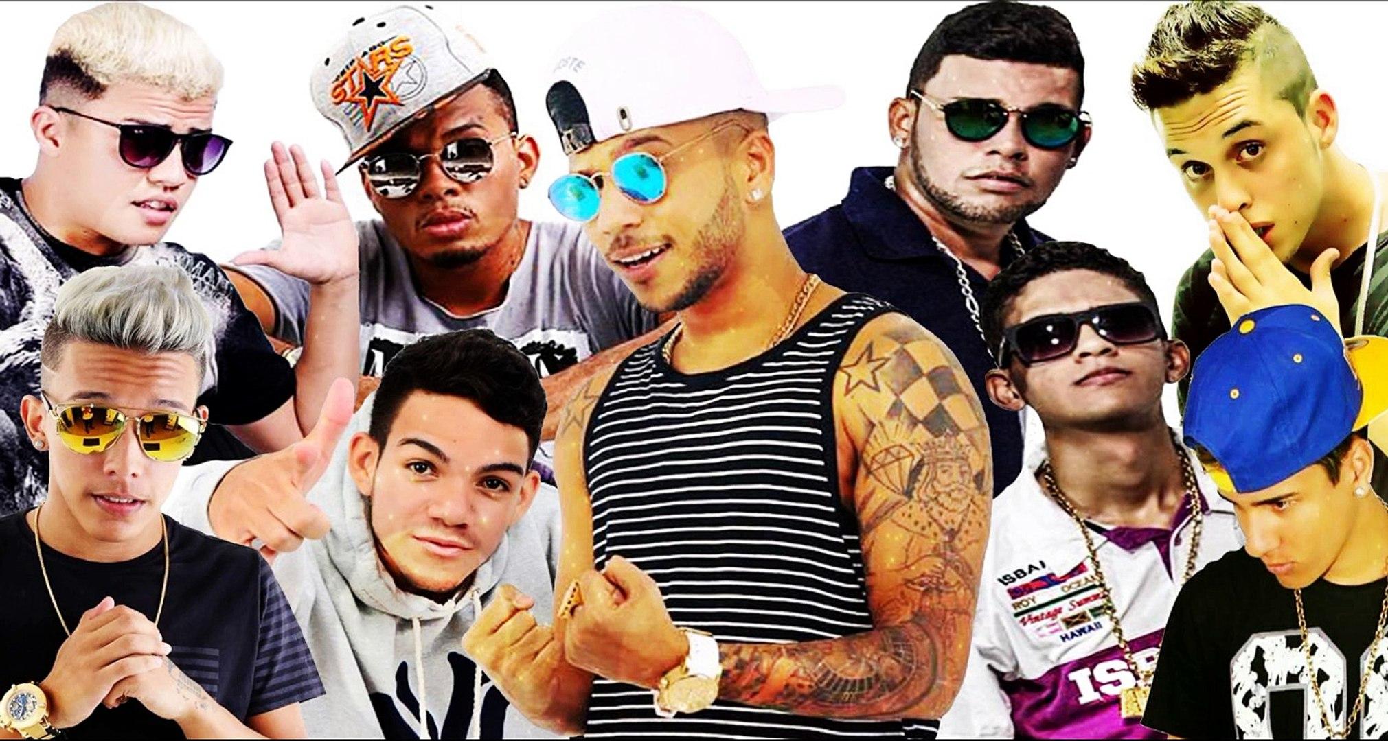 AS MELHORES DA NOVA GERAÇÃO 2016 MC MENOR, DANILO BOLADO, MC JAPA, ALBERIS E MALUCO, MC OXATO