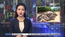 Hà Tĩnh: Đã có kết quả phân tích ban đầu chất thải Formosa