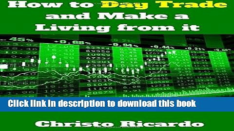 [PDF] How to Day Trade and Make a Living from it Read Online