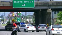 Three police officers killed in Baton Rouge