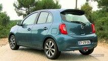 Essai - Nissan Micra restylée : retour aux sources