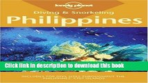 PDF Diving   Snorkeling Philippines (Lonely Planet Diving   Snorkeling Philippines)  EBook