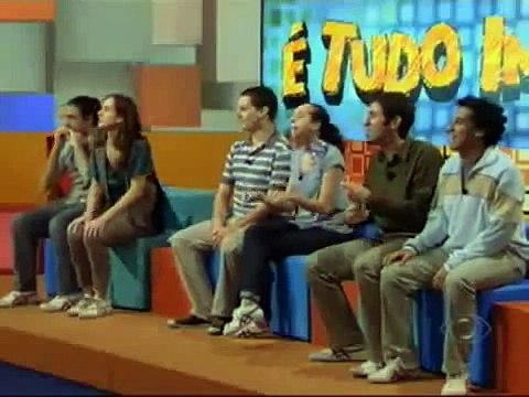 É Tudo Improviso 25-01-2010 Cenas Absurdas Rafinha Bastos