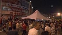 Fetö'nün Darbe Girişimine Tepkiler - Adana/bingöl/