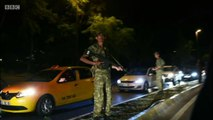 #TURKEY COUP ATTEMPT |  Army group 'takes control of the country' BBC News