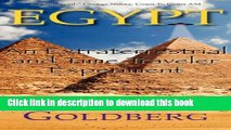 Read Egypt: An Extraterrestrial And Time Traveler Experiment E-Book Free
