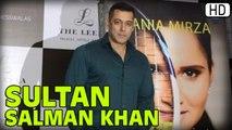 Sultan Salman Khan Launches Sania Mirza's Autobiography   Ace Against Odds