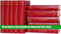 Read Japanese Propaganda: Selected Readings; Books 1872-1943 (Japanese Propaganda) (Japanese