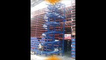 Nido Spiral Conveyor | Spiral Conveyors Faster & Reliable Than Any Lift