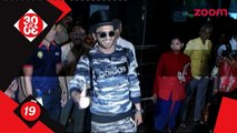 Ranveer Singh ignores the question about his marriage with Deepika Padukone-Bollywood News-#TMT
