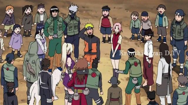 Naruto Shippuden Hero of the Hidden Leaf episode part 1 In Telugu full [HD]