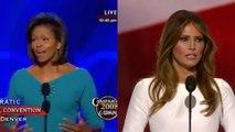 Melania Trump's 2016 speech vs. Michelle Obama's 2008 speech
