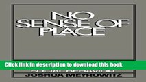 Download Book No Sense of Place: The Impact of Electronic Media on Social Behavior E-Book Free
