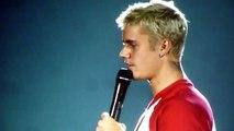 Justin Bieber pète un plomb en plein concert