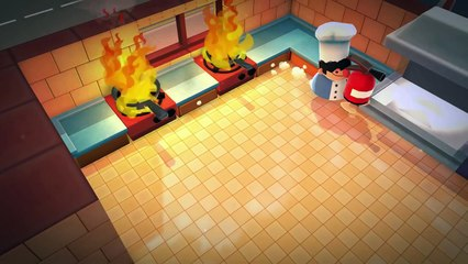 Overcooked - Trailer d'annonce