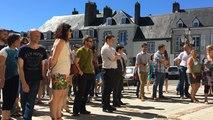 Minute de silence en hommage aux victimes de la tuerie de Nice