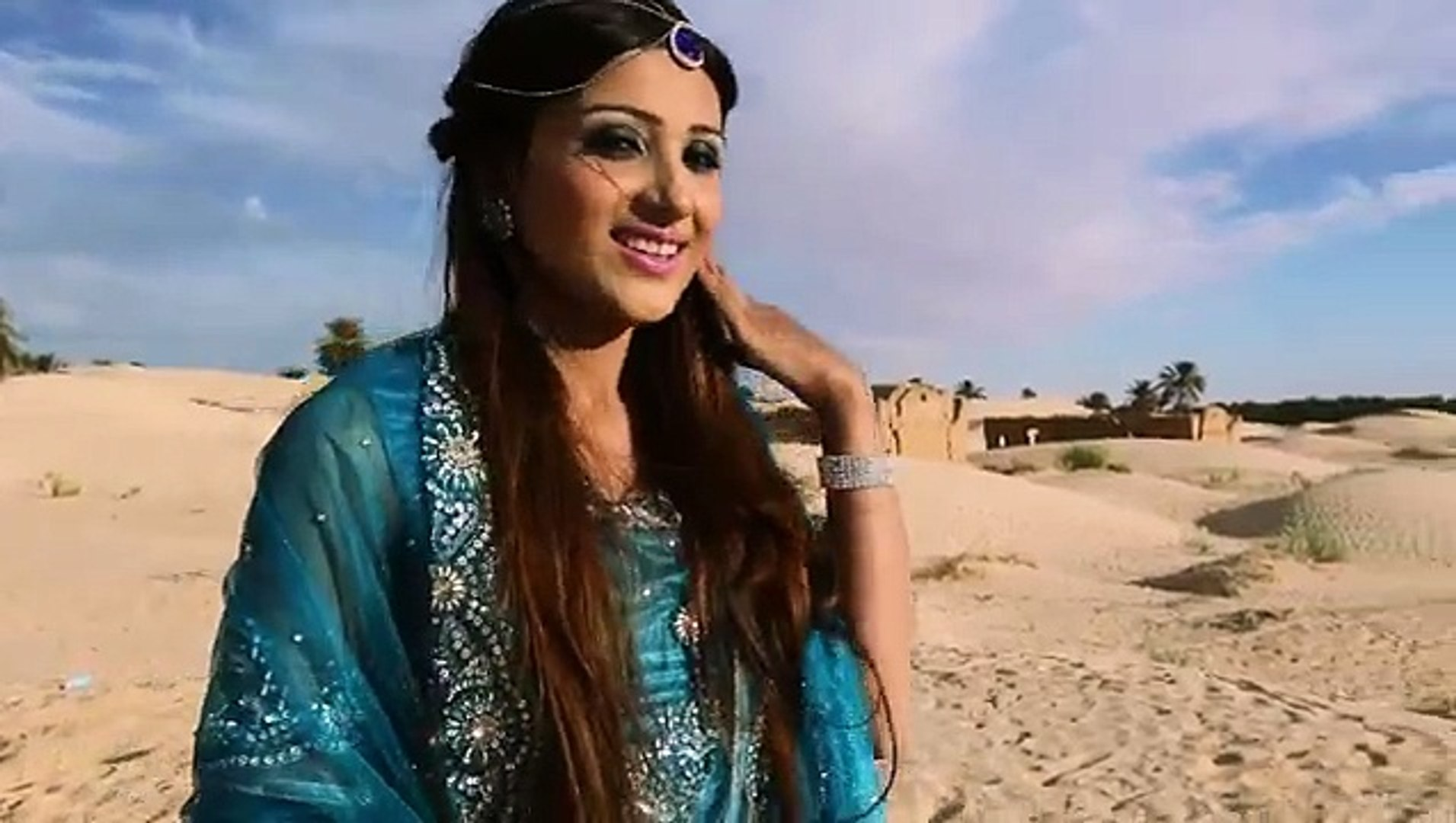 I Love You Baby ✪ Jouiny Feat Laila Khan 2016 HD 720p ✪ - Pashto Tube